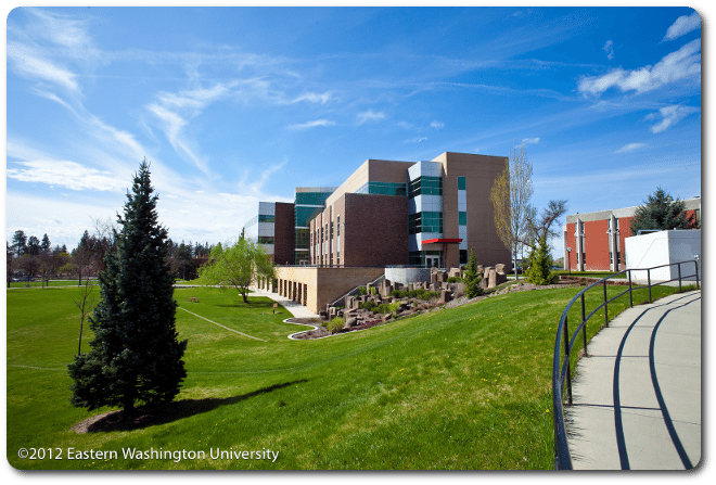 EWU Computer Engineer Building
