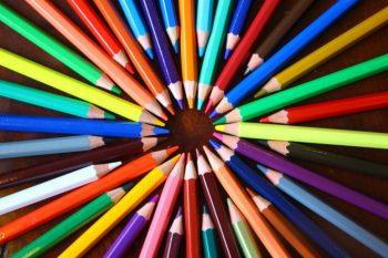 pexels-rainbow pencils