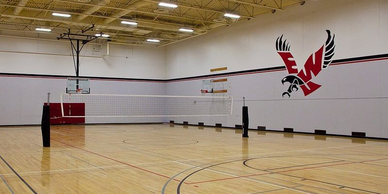 one of the gyms