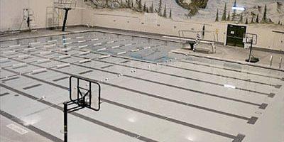 Aquatic Center Pool
