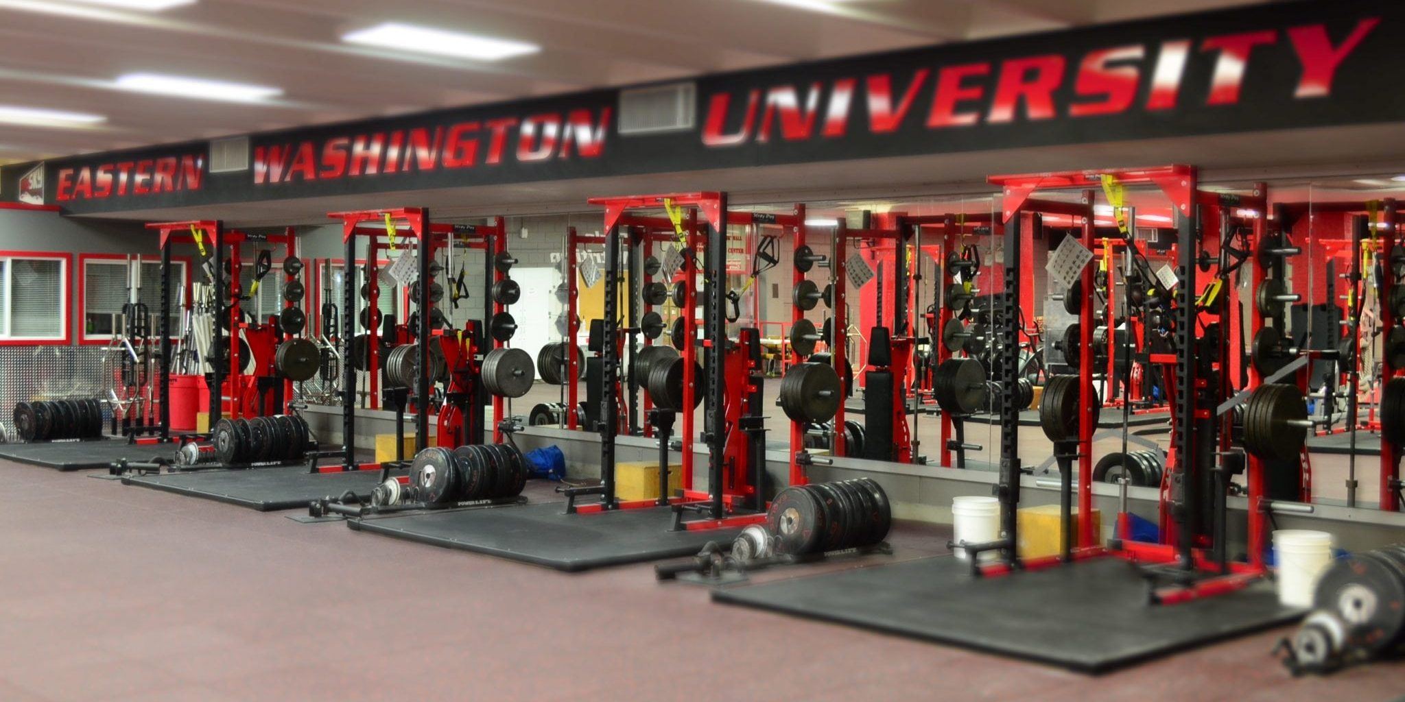 the strength and conditioning center