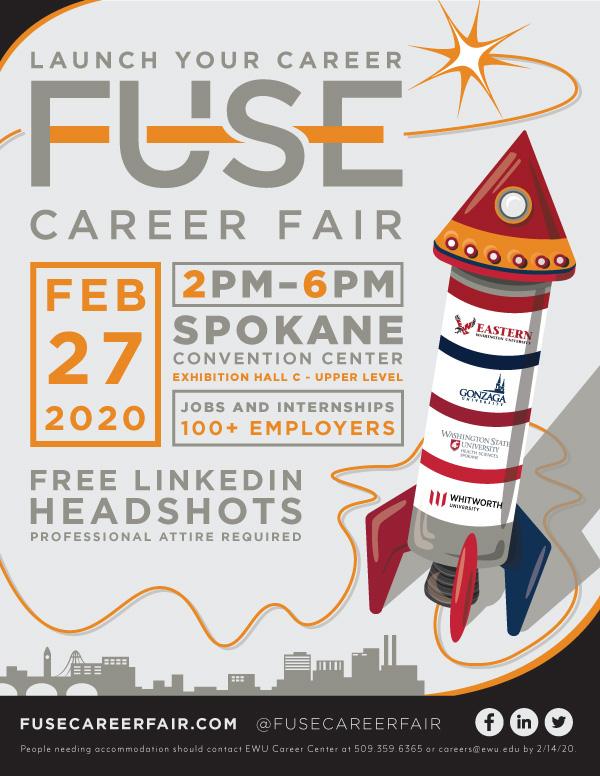 Fuse Career Fair image