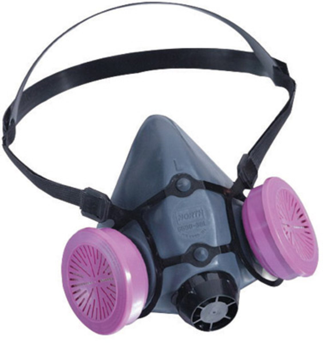 North half face respirator