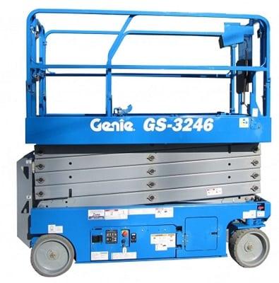 Genie scissor lift