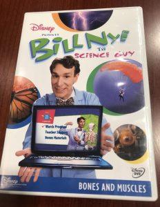 Bill Nye the Science Guy DVD