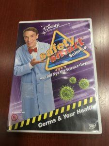 Bill Nye Safety Smart Science DVD