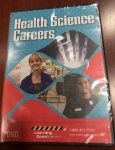 Health Science Careers DVD