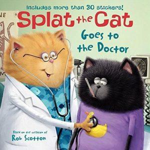 Splat the Cat Book Cover