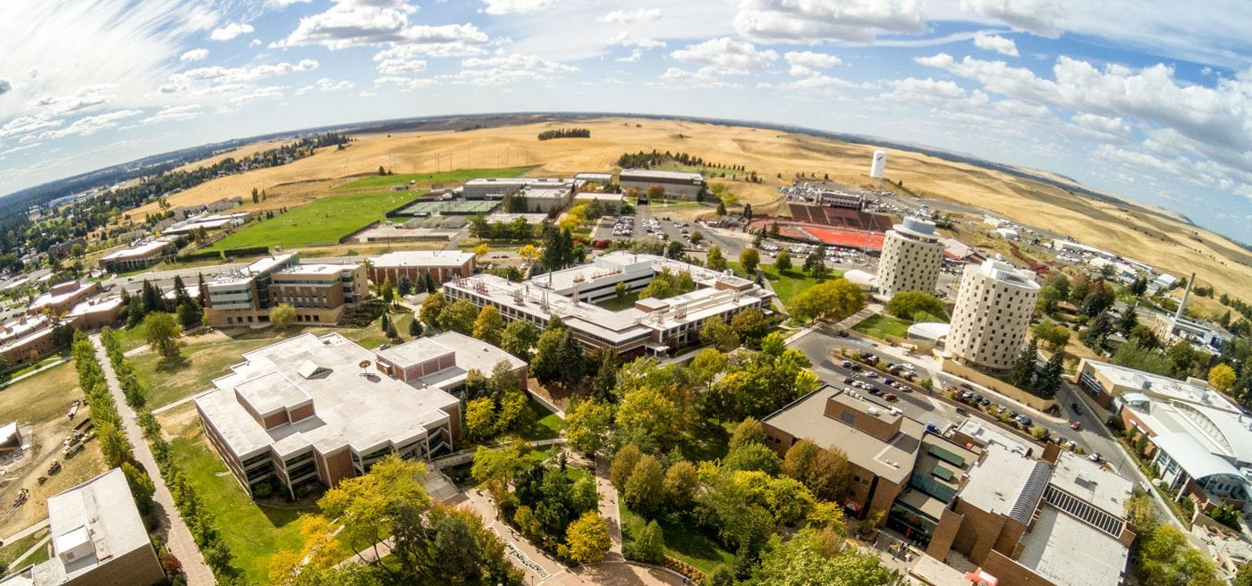 eastern washington university campus map Running Start eastern washington university campus map