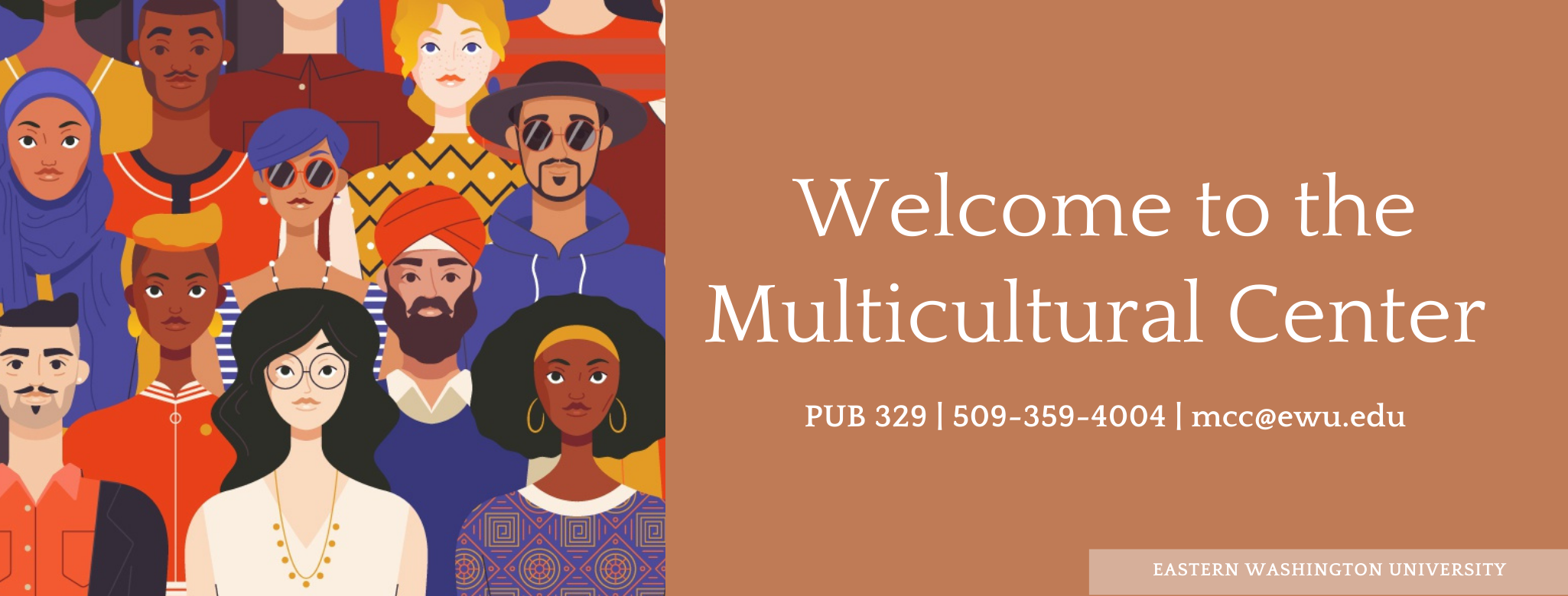 Welcome to the Multicultural Center