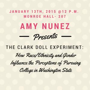 AmyNúñez presentation flyer