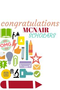 congratulations scholars!