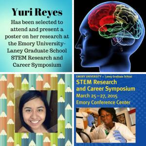 Yuri Reyes laney graudate symposium