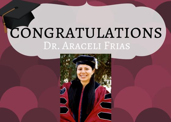 Dr. Araceli Frias