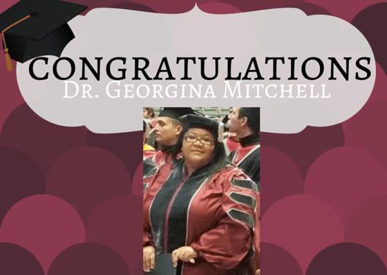 Dr.  georgian mitchell