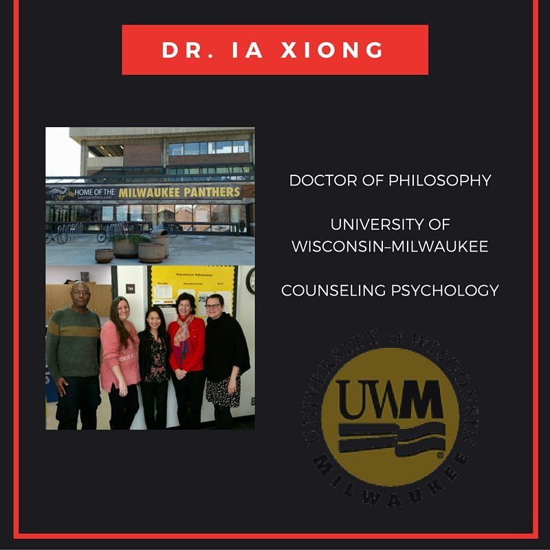 DR. IA XIONG
