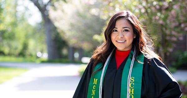 EWU McNair Alumna Dr. Laura Zamudio-Orozco