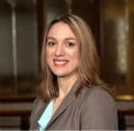 EWU McNair Scholar Alumni Dr. Erin McLaughlin teaches at the University of Notre Dame.