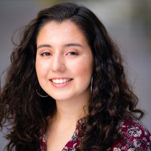 EWU McNair Scholar Angélica García-Macías