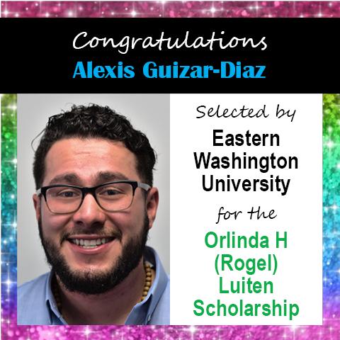 Alexis Guizar-Diaz Scholarship Announcements 2020