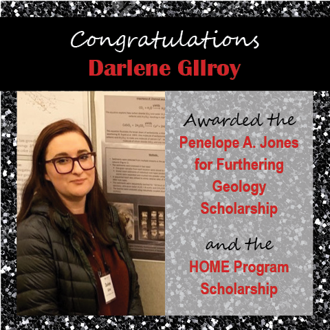 Darlene Gilroy Scholarship Announcements 2020
