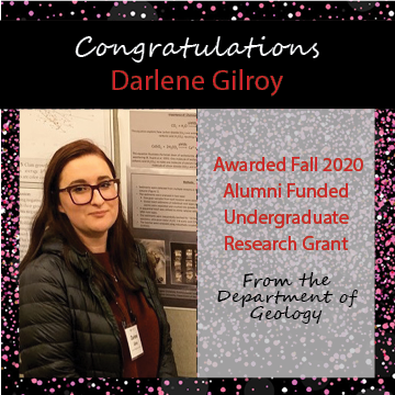 Darlene Gilroy Grant Announcements 2020
