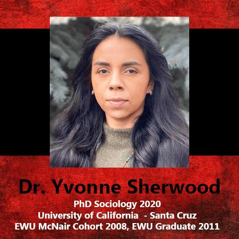 Dr. Yvonne Sherwood Social Justice Panel 2021