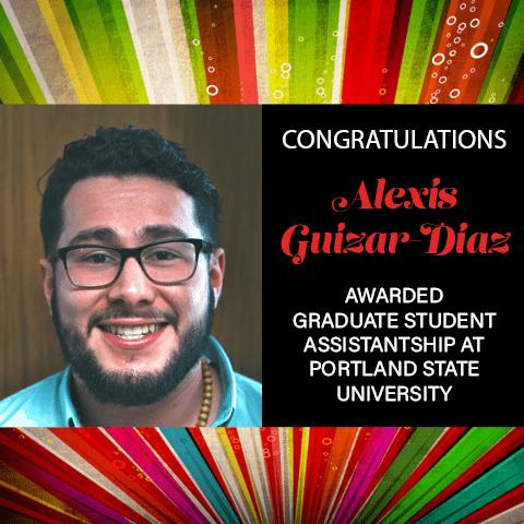 Alexis Guizar Diaz Fellowship Award 2021