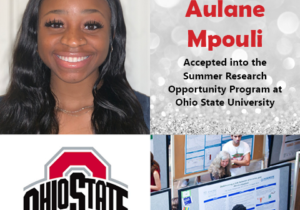 Aulane Mpouli Summer Research Acceptance 2020