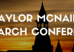 Nine EWU McNair Scholars Present at Baylor McNair Research Conference