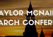 Nine EWU McNair Scholars Present at Baylor McNair Research Conference