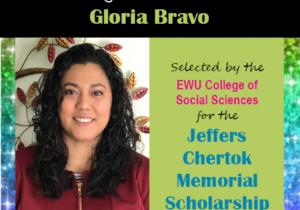 Gloria Bravo Scholarship Announcements 2020