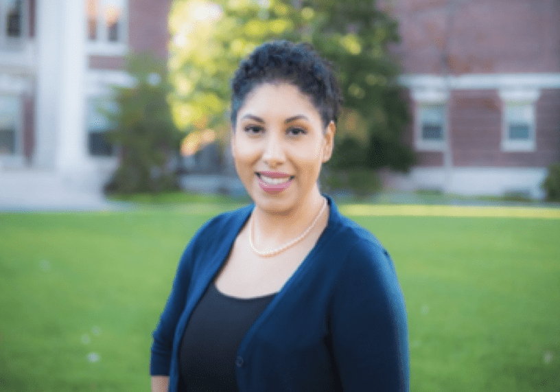 Isaura Gallegos, EWU McNair Alumna, PhD Candidate at Harvard