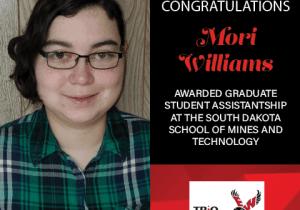 Mori Williams Awarded GSA SDM