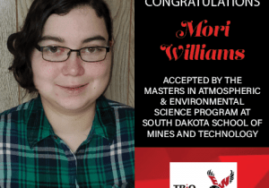 Mori Williams Graduate School Acceptances 2021 SDM
