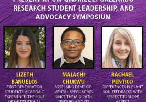 UW Gabriel E. Gallardo Conference 2021