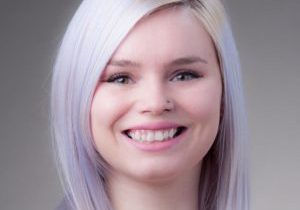 McNair Scholar Christina Ramelow, MS