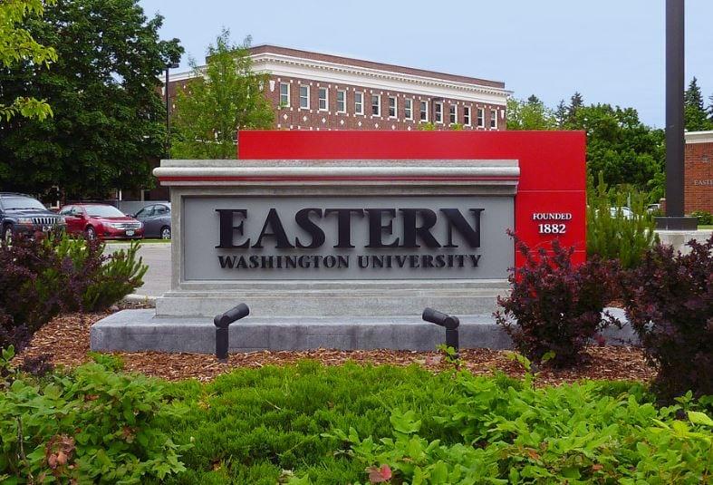 eastern washington university campus map Parking Transportation Services eastern washington university campus map
