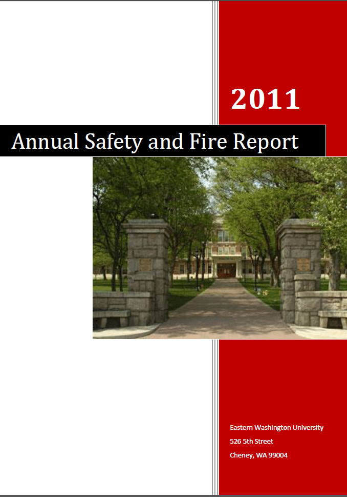Annual Security & Fire Safety Report 2011