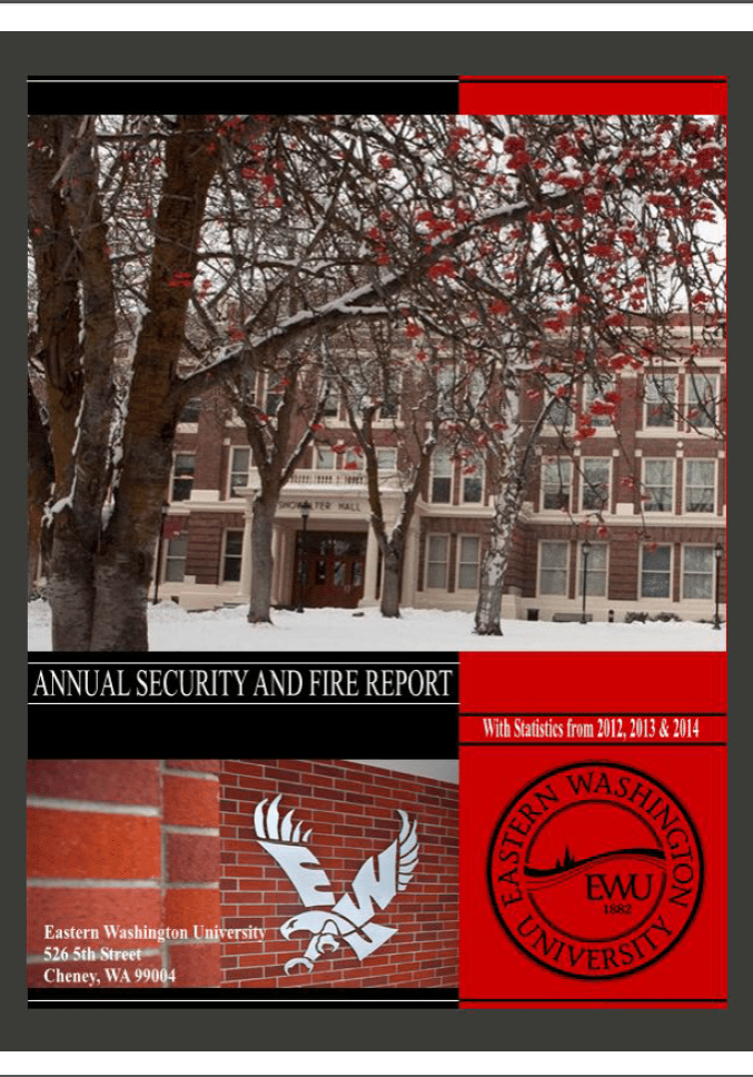 Annual Security & Fire Safety Report 2012