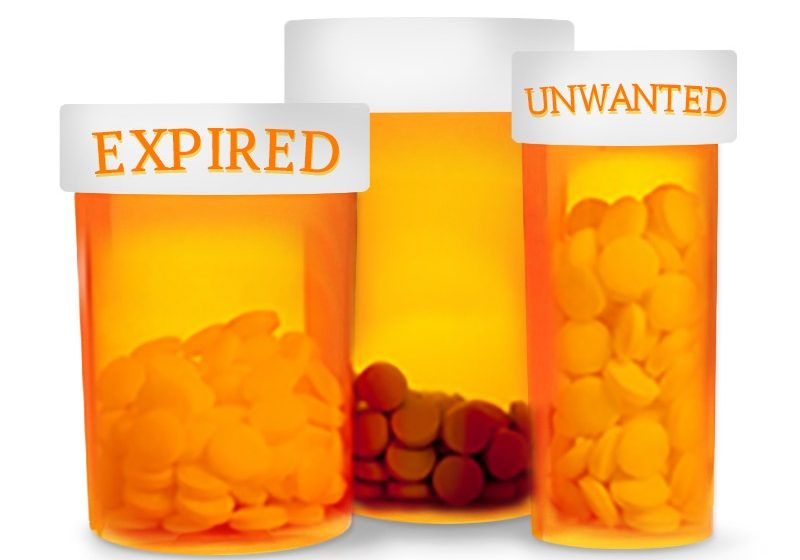 Unwanted or expired Medication