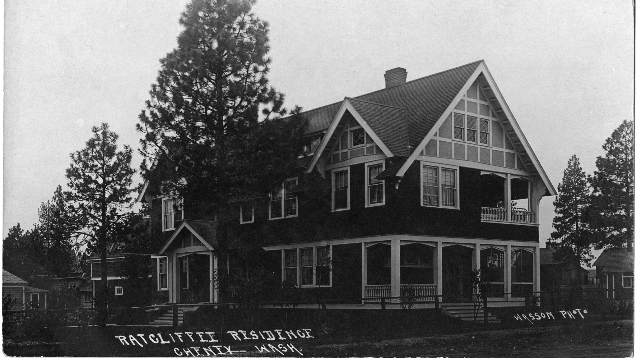 Ratcliffe House
