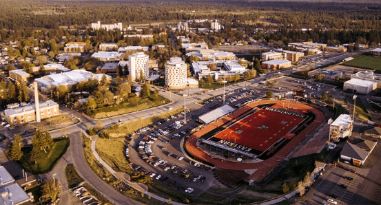 Eastern Washington University Celebrates Its 137th Anniversary