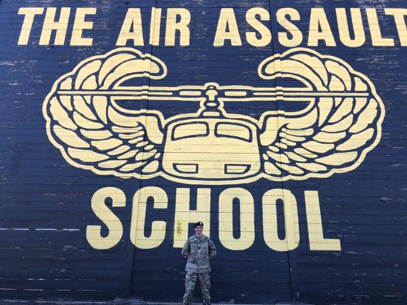 olmstead air assault