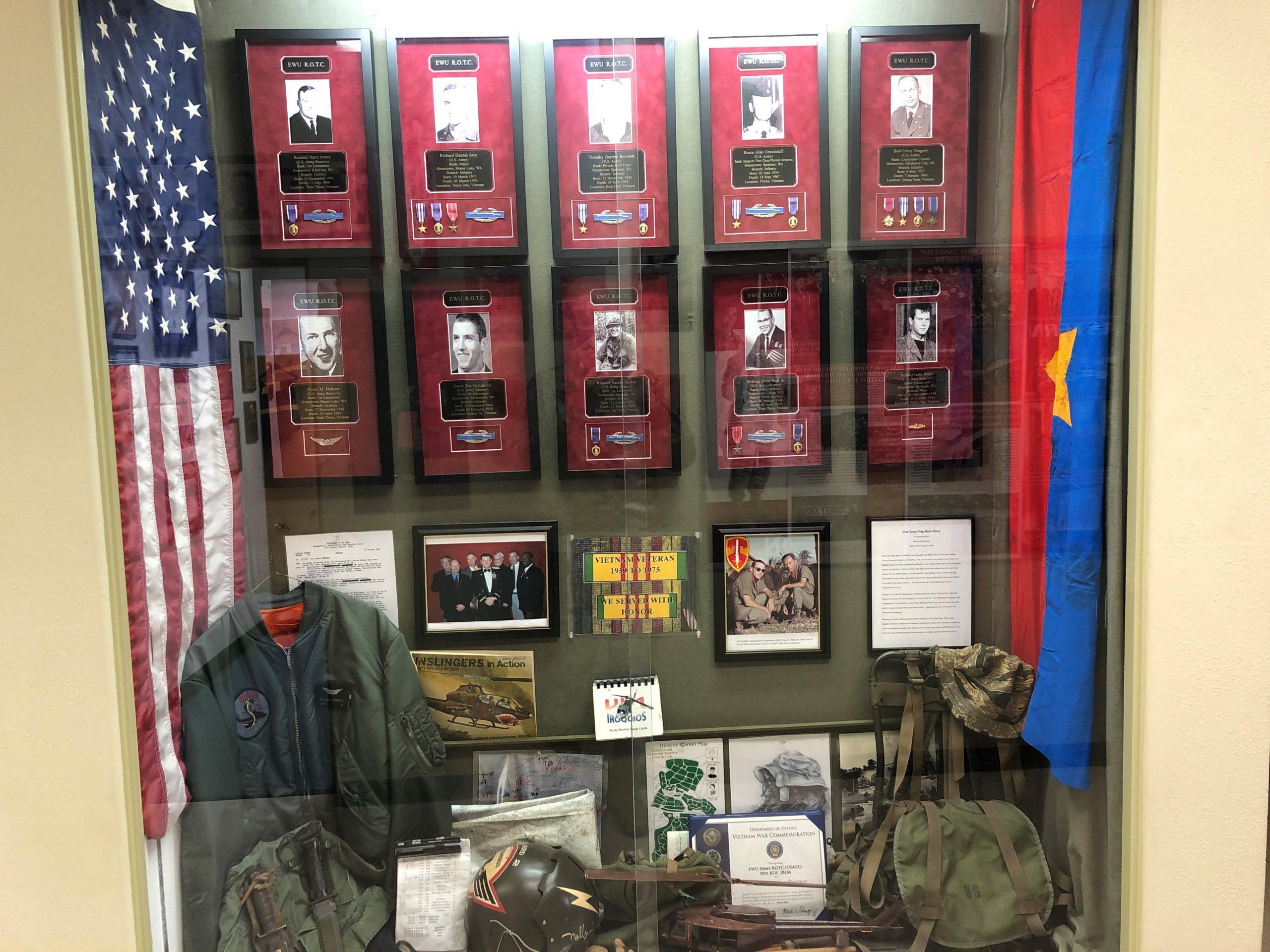 EWU Vietnam Memorial