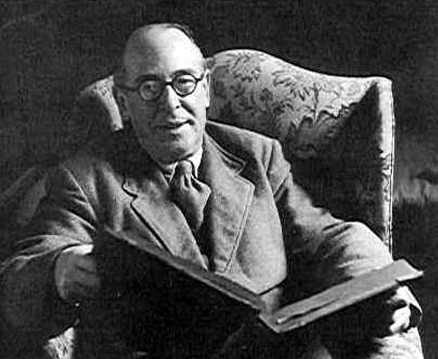 Photo: Author C.S. Lewis