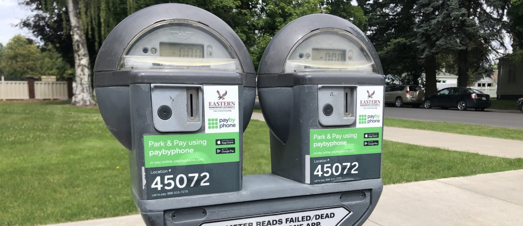 Coin Parking Meters 2