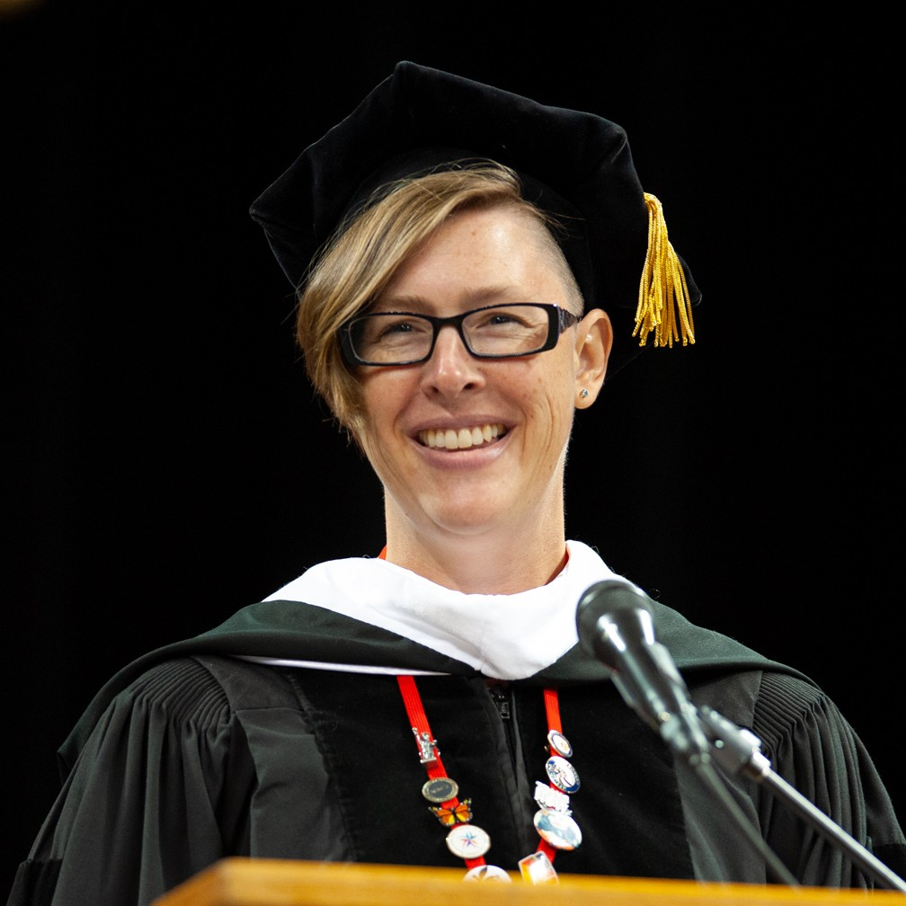 Mandy Manning 2019 Commencement