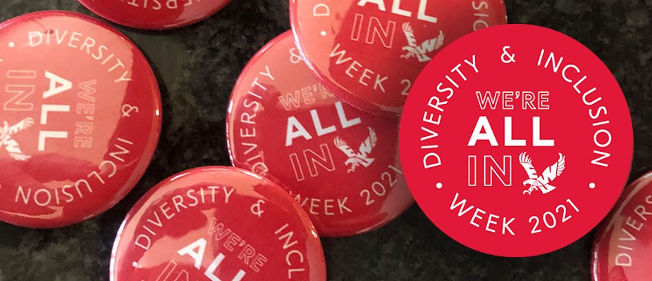 Diversity and Inclusion Week, 2021