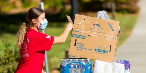EWU Welcomes Students Back to Campus Living